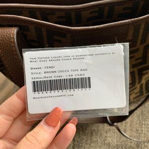 Fendi Bags - Fendi purse
